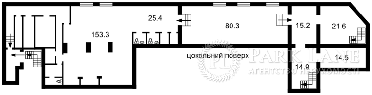 Ресторан, вул. Банкова, Київ, R-14955 - Фото 2