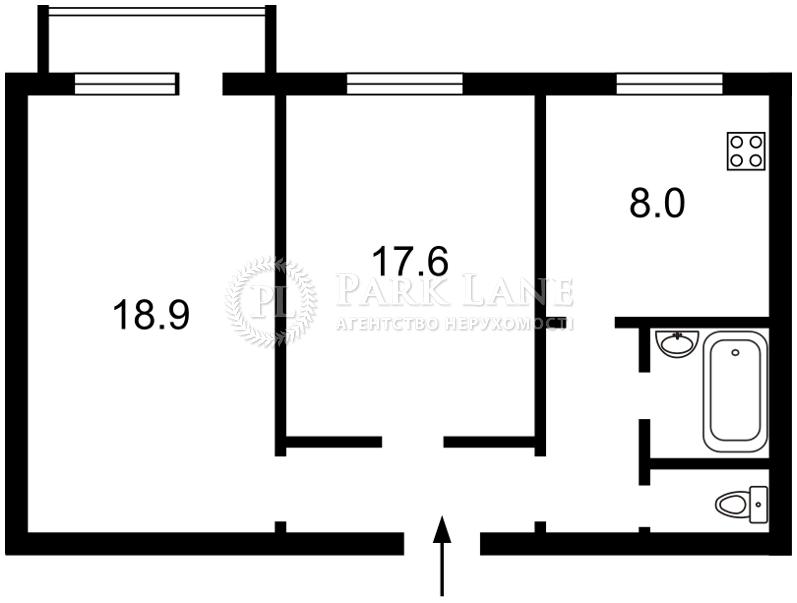 Квартира ул. Мечникова, 11, Киев, Z-235761 - Фото 2