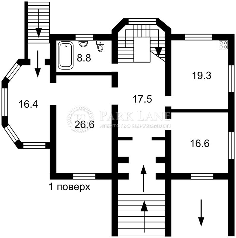 Будинок вул. Вишнева, Нові Петрівці, R-15559 - Фото 3