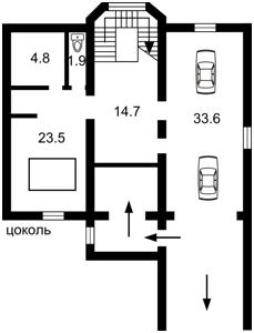 Дом R-15559, Вишневая, Новые Петровцы - Фото 3
