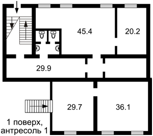 Офіс, R-2710, Мечникова, Київ - Фото 3