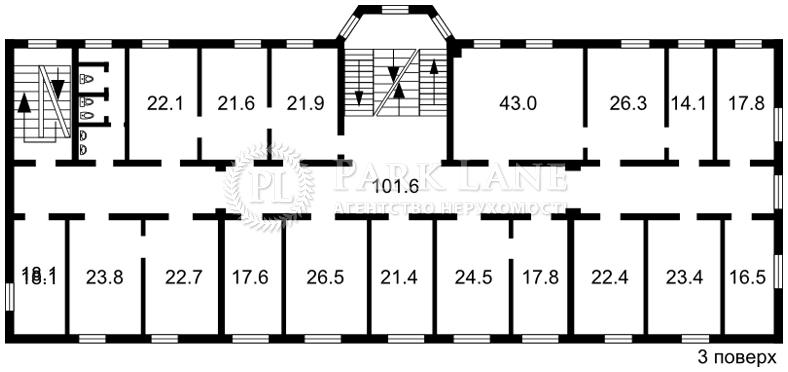 Нежитлове приміщення, вул. Мечникова, Київ, R-2710 - Фото 6