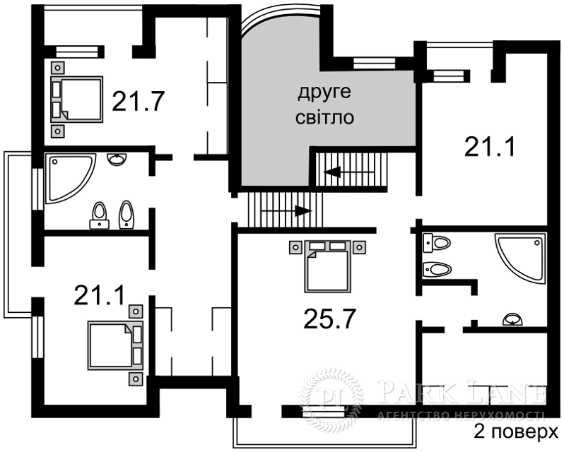 Дом Козин (Конча-Заспа), B-96268 - Фото 3
