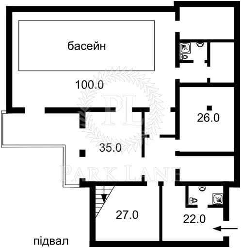 Дом Старокиевская, Козин (Конча-Заспа), J-25295 - Фото