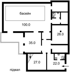Будинок J-25295, Старокиївська, Козин (Конча-Заспа) - Фото 1