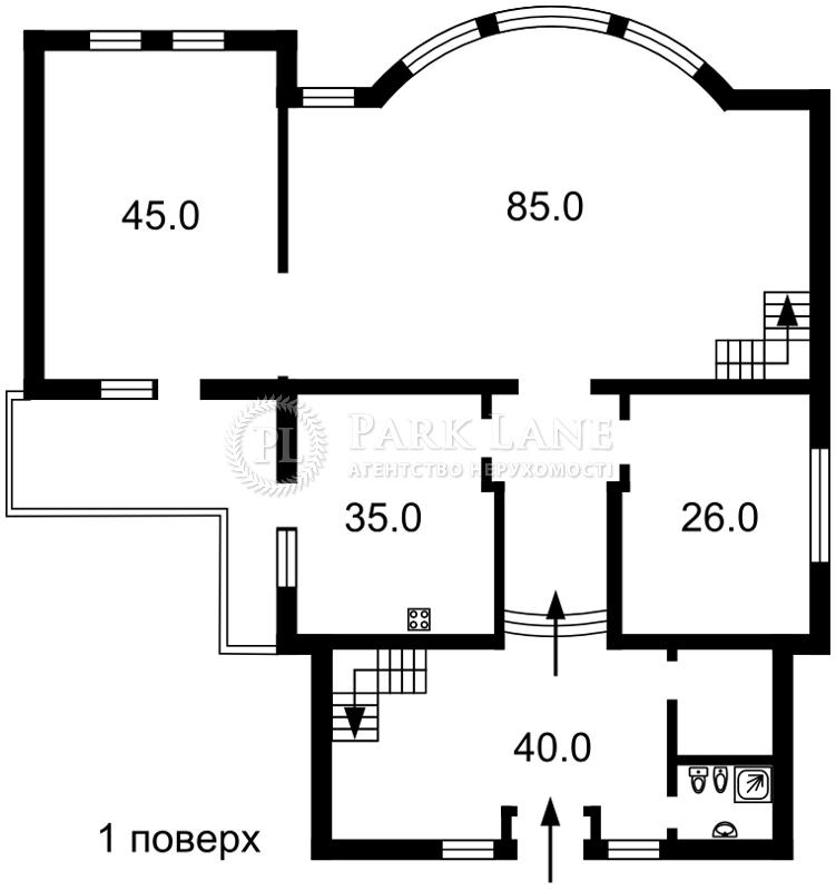 Дом ул. Старокиевская, Козин (Конча-Заспа), J-25295 - Фото 2
