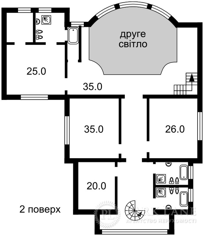 Дом ул. Старокиевская, Козин (Конча-Заспа), J-25295 - Фото 3