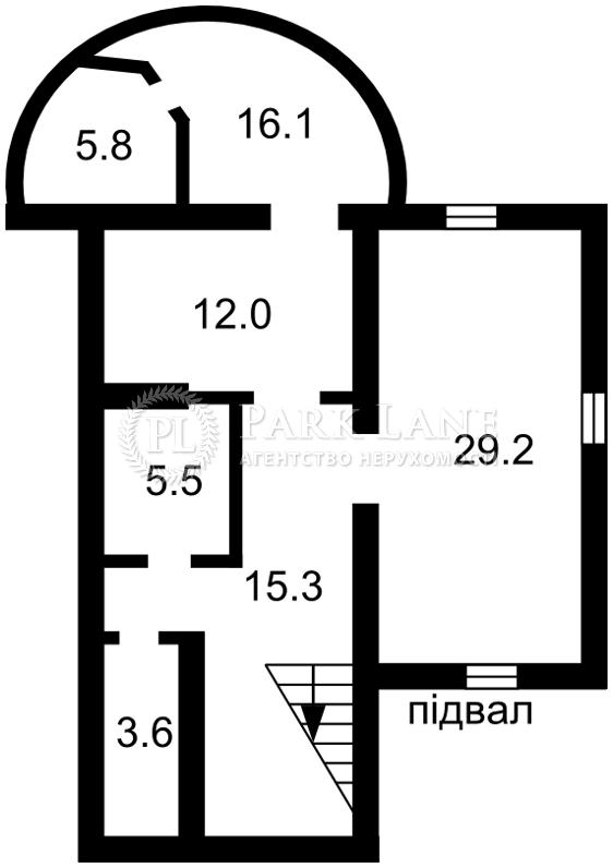 Дом Белогородка, Z-219575 - Фото 2
