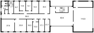 Коммерческая недвижимость, I-28350, Чаадаева Петра, Святошинский район