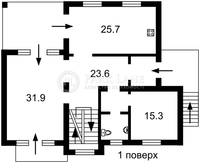 Дом Кукушки, Z-1493008 - Фото 3