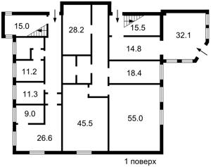 Коммерческая недвижимость, I-28440, Чаадаева Петра, Святошинский район