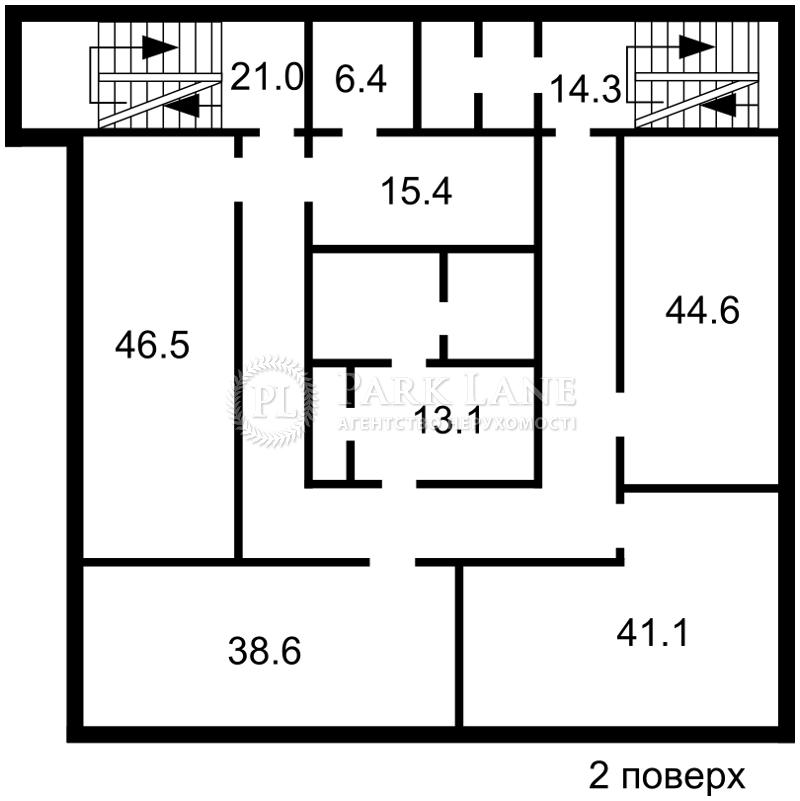 Нежилое помещение, ул. Чаадаева Петра, Киев, I-28440 - Фото 2