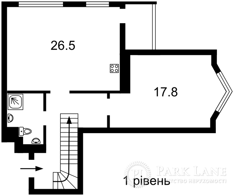 Квартира B-96651, Саперно-Слободская, 24, Киев - Фото 8