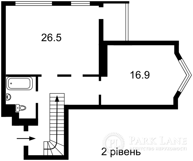 Квартира B-96651, Саперно-Слободская, 24, Киев - Фото 9