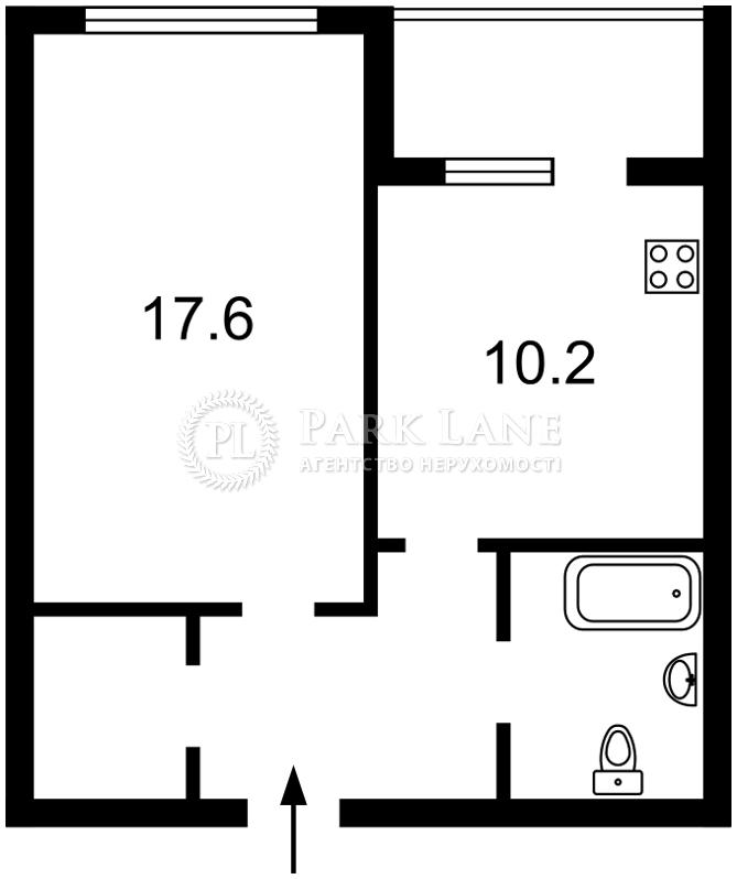 Квартира ул. Армянская, 6а, Киев, R-16793 - Фото 2