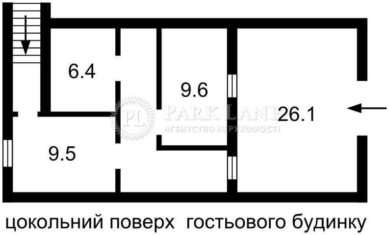 Дом ул. Бродовская, Киев, J-25552 - Фото 2