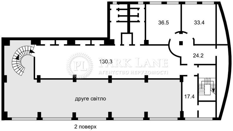 Нежитлове приміщення, J-25592, Московська, Київ - Фото 2