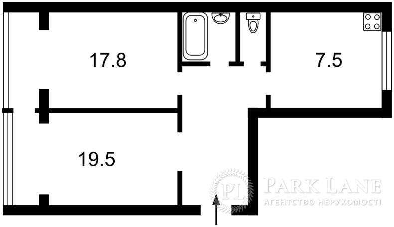 Квартира Победы просп., 25, Киев, R-16988 - Фото 2