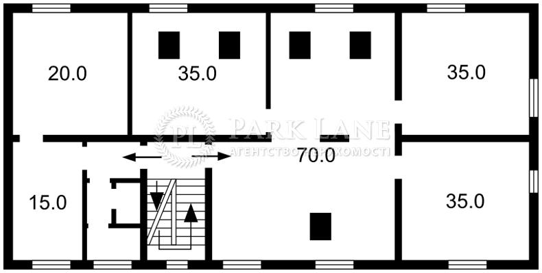 Нежилое помещение, ул. Горького, Софиевская Борщаговка, I-28357 - Фото 1
