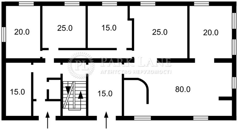 Нежилое помещение, ул. Горького, Софиевская Борщаговка, I-28354 - Фото 1