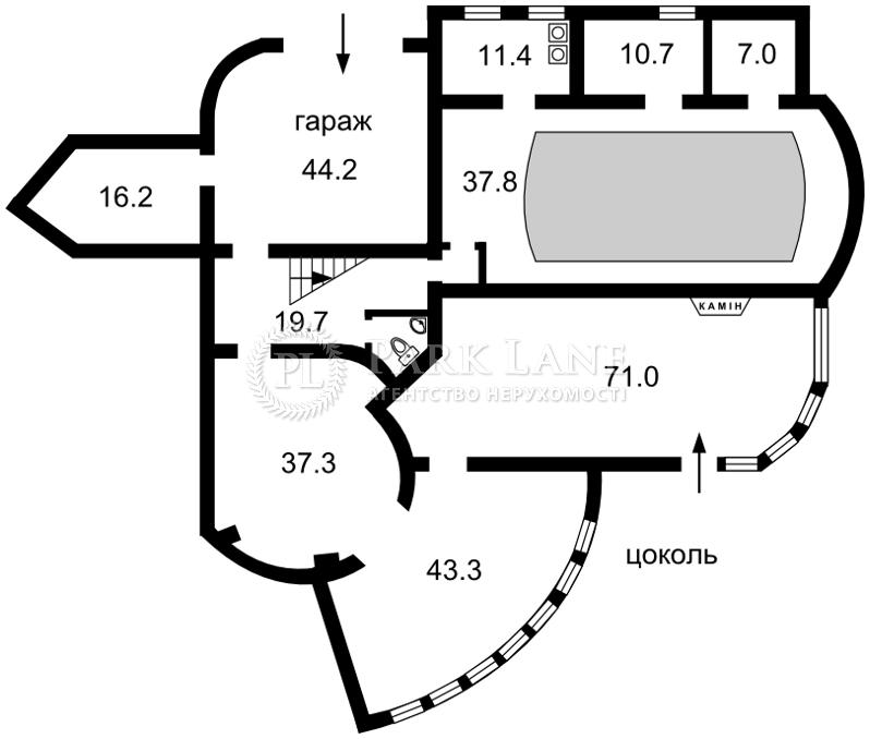 Дом Горбовичи, Z-1101499 - Фото 2