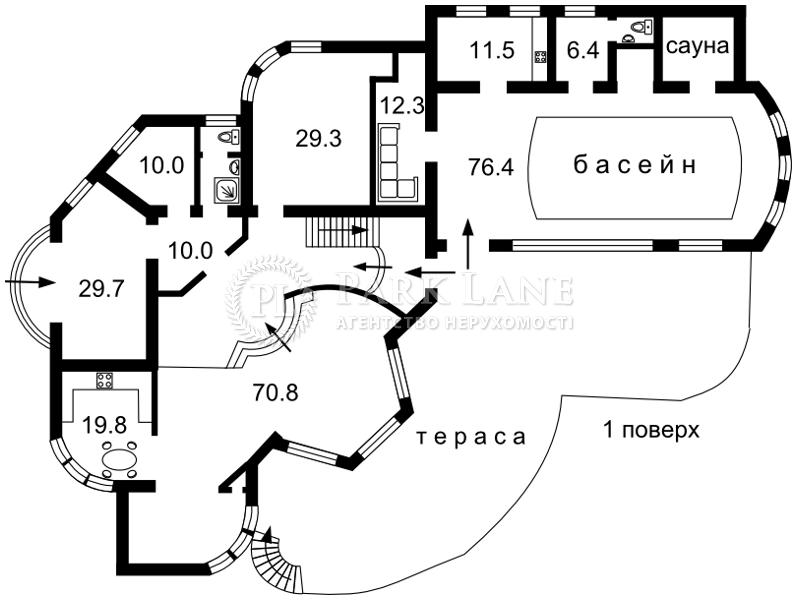 Дом Горбовичи, Z-1101499 - Фото 3
