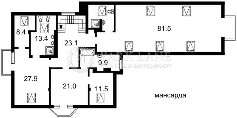 Дом ул. Полтавская, Буча (город), X-7959 - Фото 3