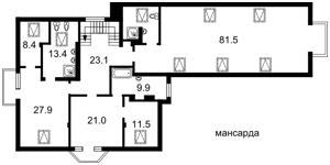 Дом X-7959, Полтавская, Буча (город) - Фото 4