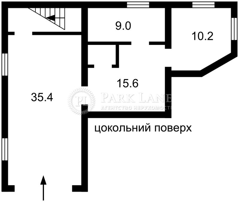 Дом Московский пер., Киев, R-17366 - Фото 2