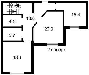 Дом R-17366, Московский пер., Киев - Фото 5