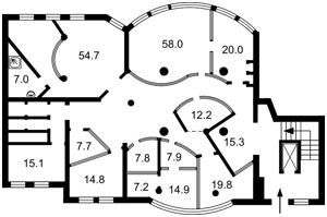 Коммерческая недвижимость, B-96816, Большая Васильковская, Голосеевский район