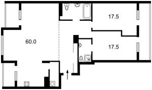 Квартира B-96613, Драгомирова, 20, Київ - Фото 7