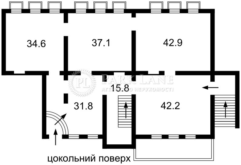 Нежилое помещение, Z-303595, Михайловская, Киев - Фото 4