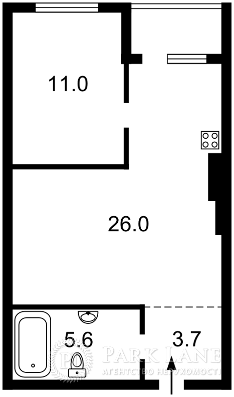Квартира ул. Жилянская, 118, Киев, Z-304525 - Фото 2