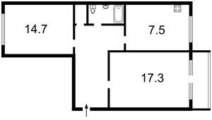 Квартира K-26002, Золотоустівська, 23, Київ - Фото 3