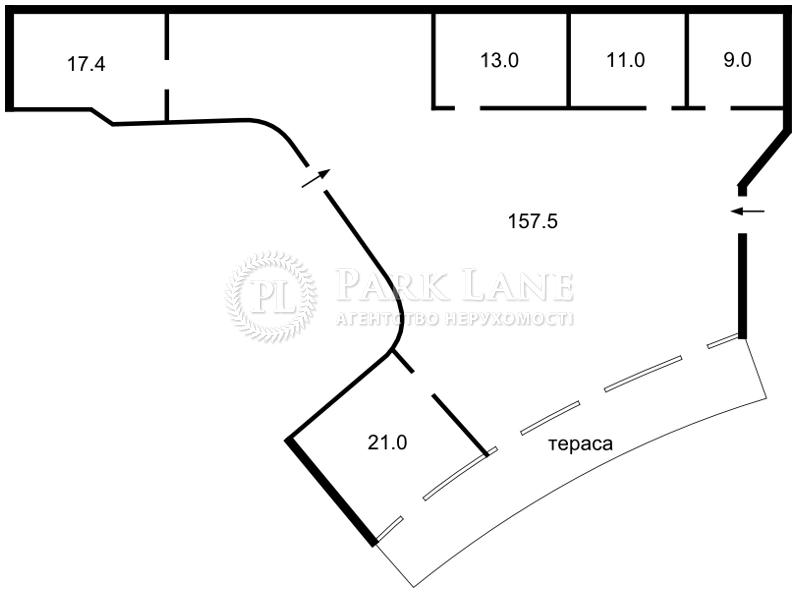 Офис, ул. Большая Васильковская, Киев, B-97004 - Фото 2
