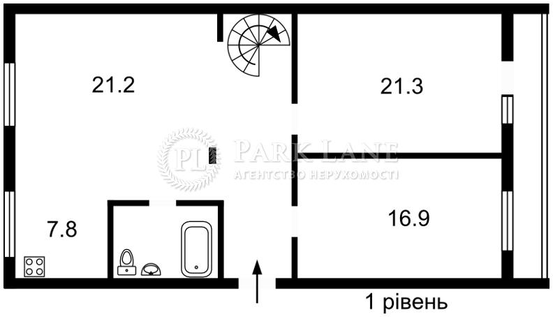 Квартира ул. Крещатик, 25, Киев, Z-266611 - Фото 2
