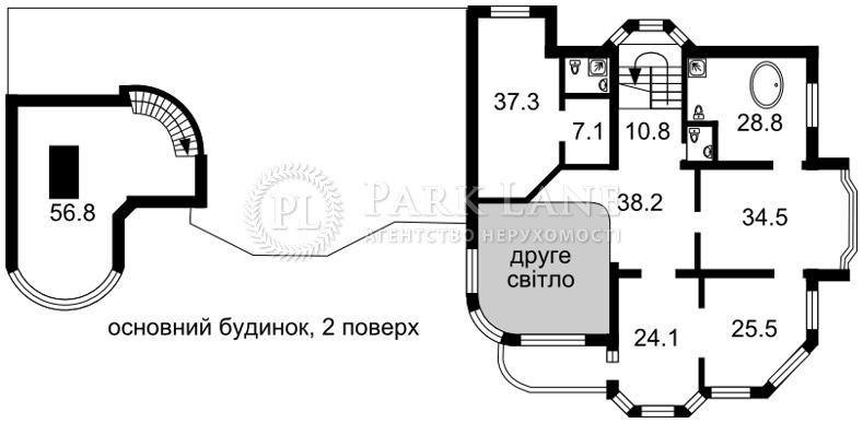 Будинок вул. Каштанова, Зазим'я, R-22975 - Фото 3