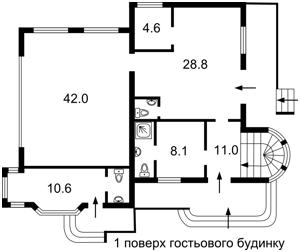 Дом R-22975, Каштановая, Зазимье - Фото 7