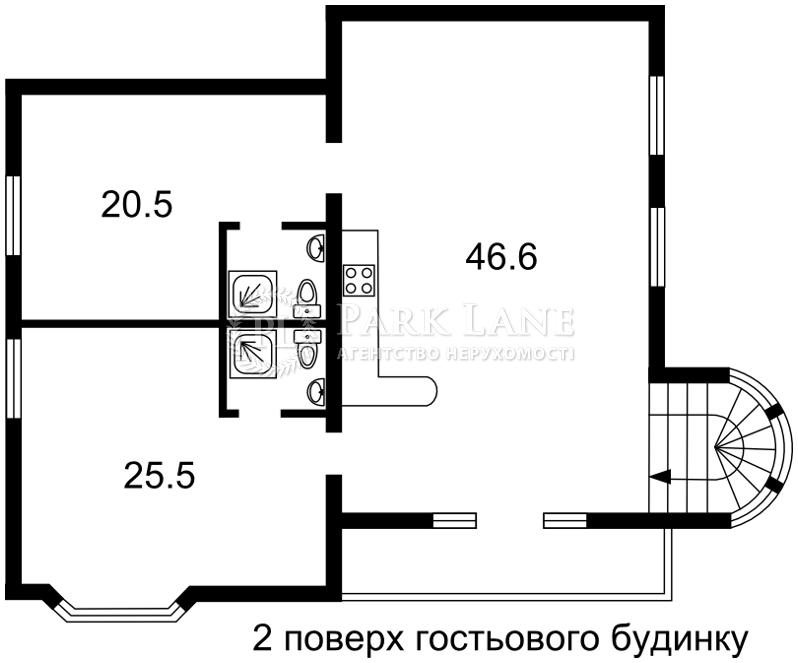 Будинок вул. Каштанова, Зазим'я, R-22975 - Фото 5