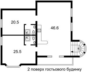 Дом I-25785, Каштановая, Зазимье - Фото 8