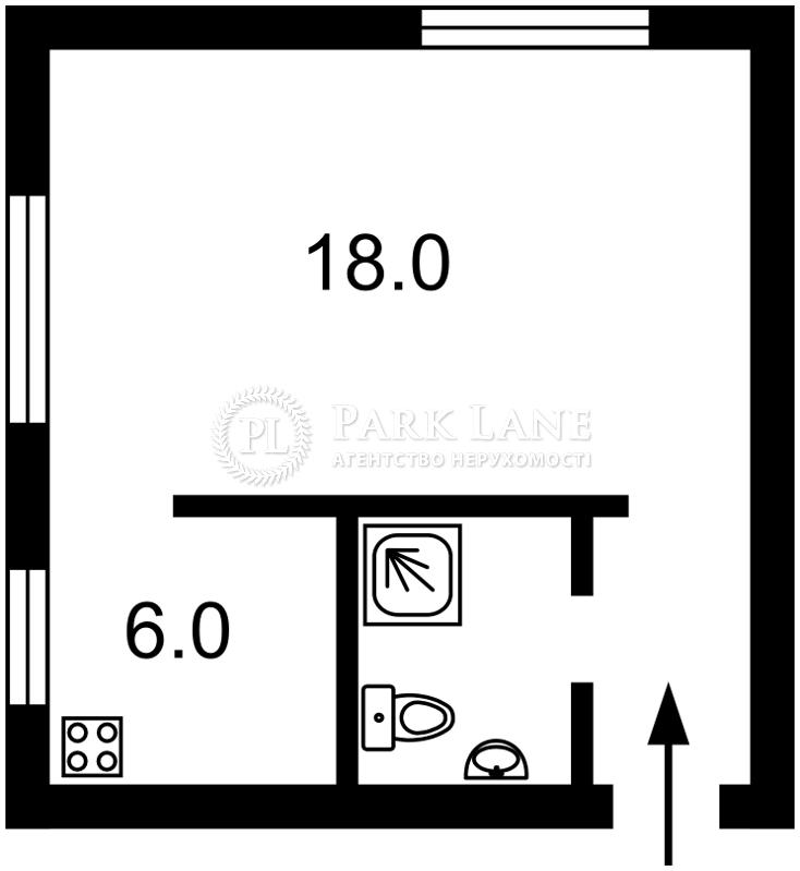 Квартира ул. Сковороды Григория, 3, Киев, Z-337302 - Фото 2