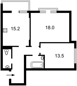 Квартира I-28683, Демеевская, 14, Киев - Фото 5