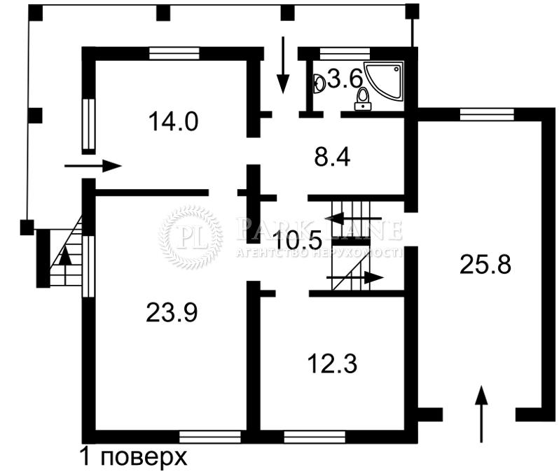 Будинок Віта-Поштова, B-97108 - Фото 3