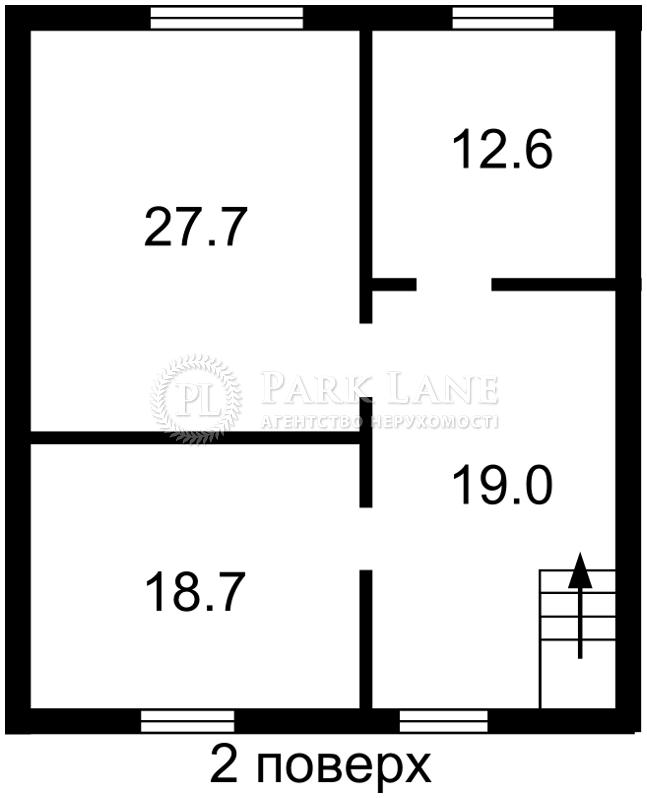 Дом ул. Луговая, Козин (Конча-Заспа), K-26377 - Фото 3