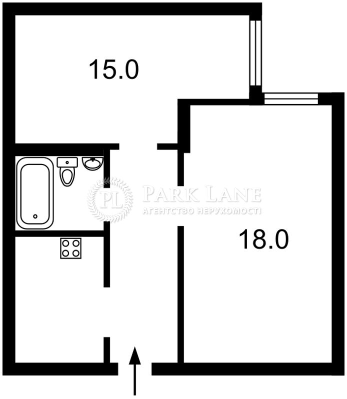 Квартира J-25846, Кирилло-Мефодиевская, 2, Киев - Фото 8