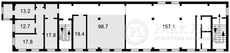 Нежилое помещение, ул. Бориспольская, Киев, B-97132 - Фото 1