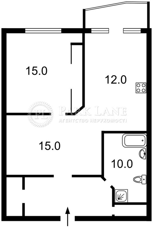 Квартира ул. Жилянская, 59, Киев, J-25901 - Фото 2