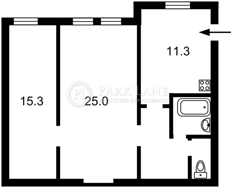 Офіс, вул. Михайлівська, Київ, R-17189 - Фото 2