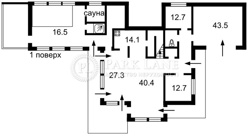 Дом B-96995, Козин (Конча-Заспа) - Фото 2